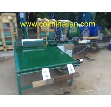 Large Incense Machine with stoper, cut leg and conveyor - BCT-07S