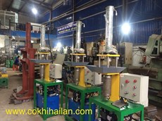 Hydraulic Incense Making Machine