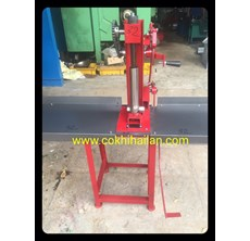 Pedal Incense making machine